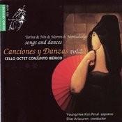 Canciones y Danzas, Vol. 2 Songs