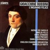 Gioacchino Rossini: L'Inganno Felice Songs