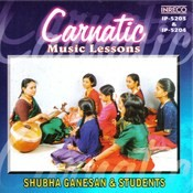 Carnatic Music Lesson - Vol - 1 2 Songs