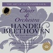 Handel: Samson, HWV 57 - Beethoven: Choral Finale from Symphony No. 9 Songs