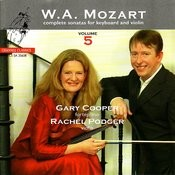 Mozart: Complete Sonatas For Keyboard And Violin, Vol. 5 Songs