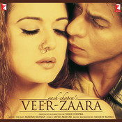 Tere Liye MP3 Song Download- Veer Zaara Tere Liye Song by