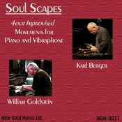 Soul Scapes, 4our Movements For Piano And Vibraphone Songs