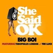 She Said OK (Edited Version) Songs