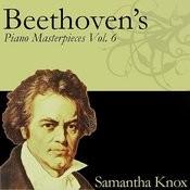 Beethoven's Piano Masterpieces Vol. 6 Songs