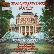 The Bulgarian Opera Voices - Vol.2 Songs