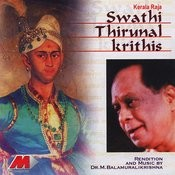Swathi Thirunal Krithis Songs