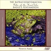 Florencio Asenjo: The Batrachomyomachia Songs