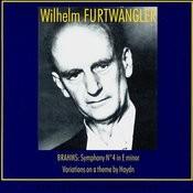 Wilhelm Furtwangler Conducts. Johannes Brahms Songs