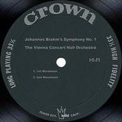 Johannes Brahm's Symphony No. 1 Songs