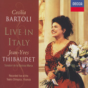 Cecilia Bartoli - Live in Italy Songs