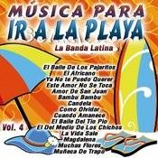 Musica Para Ir A La Playa Vol. 4 Songs