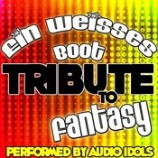 Ein Weisses Boot (Tribute To Fantasy) - Single Songs