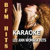 Karaoke Lee Ann Womack Hits Songs