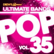 Ultimate Bands Of Pop, Vol. 35 Songs