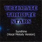 Matisyahu - Sunshine (Vocal Melody Version) Song