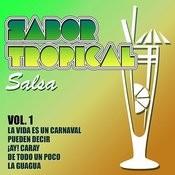 Sabor Tropical - Salsa Vol. 1 Songs