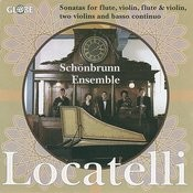 Locatelli: Chamber Music For Flute And Violin Sonatas Songs