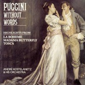 Puccini Without Words Songs