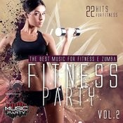 Fitness Party Vol. 2 Songs