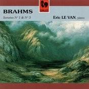 Brahms: Piano Sonata No. 1 In C Major, Op. 1 - Piano Sonata No. 3 In F Minor, Op. 5 Songs