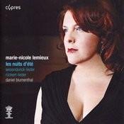 Berlioz : Les Nuits D'été - Wagner : Wesendonck-Lieder - Mahler : Rückert-Lieder Songs