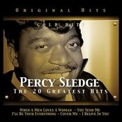 Percy Sledge. The 20 Greatest Hits Songs