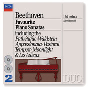 Beethoven: Favourite Piano Sonatas (2 CDs) Songs