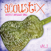 Acoustix, Vol. 2 Songs