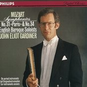 Mozart: Symphonies Nos.31 & 34 Songs
