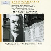 Bach: Ascension Cantatas BWV 11, 37, 43 & 128 Songs