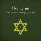 Klezmorim (Early Klezmer Recordings 1920 - 1960), Volume 2 Songs