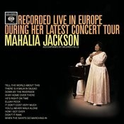 Recorded Live In Europe During Her Latest Concert Tour Songs