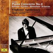 Chopin: Piano Concerto No.2 / Ballade / Etudes / Mazurkas / Scherzo Songs