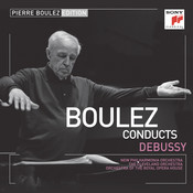 Pierre Boulez Edition: Debussy Songs