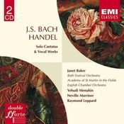 Bach & Handel: Solo Cantatas & Vocal Works Songs