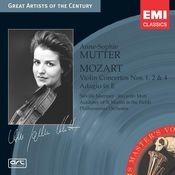 Mozart: Violin Concertos Nos. 1, 2 & 4 - Adagio in E Songs