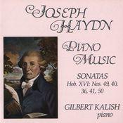 Joseph Haydn: Piano Music Songs