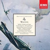 Walton: Spitfire Prelude & Fugue etc Songs