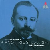 Roslavets : Piano Trios Nos 2 - 4 Songs