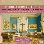 Mendelssohn Edition Volume 5 - Keyboard & Chamber Music Songs