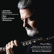 James Galway Plays the Music of Sir Malcolm Arnold Songs