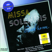 Beethoven Missa Solemnis Songs