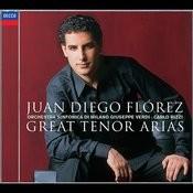 Juan Diego Florez: Great Tenor Arias ((With Bonus Track