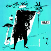Lester Young With The Oscar Peterson Trio Songs