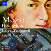 Mozart Complete Horn Music Songs