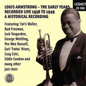 The Early Years: Recorded Live 1938-1949 Songs