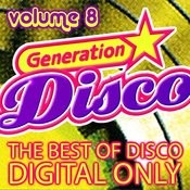 Generation Disco, Vol.8 Songs