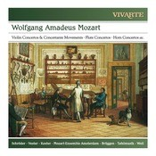Mozart: Violin Concertos & Concertante Movements; Flute Concertos; Horn Concertos Etc. Songs