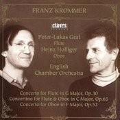 Franz Krommer: Flute & Oboe Concertos Songs